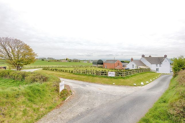 Thumbnail Land for sale in Ty Mawr, Ferwig, Cardigan, Ceredigion.
