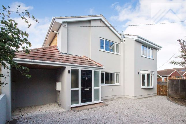 Thumbnail Detached house for sale in Woodville Road, Canvey Island