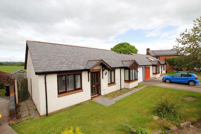 Thumbnail Semi-detached bungalow for sale in Beacons Park, Brecon