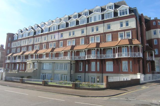 Thumbnail Flat to rent in The Sackville, De La Warr Parade, Bexhill-On-Sea