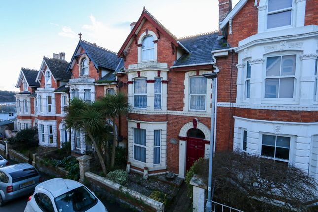 Thumbnail Terraced house for sale in Gloucester Road, Teignmouth