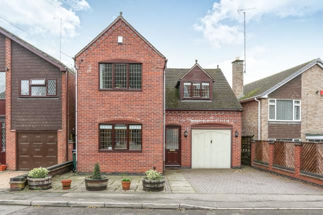 Thumbnail Detached house for sale in Central Avenue, Stoke Park, Coventry, West Midlands
