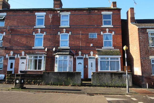 Thumbnail Terraced house to rent in Cotmanhay Road, Ilkeston