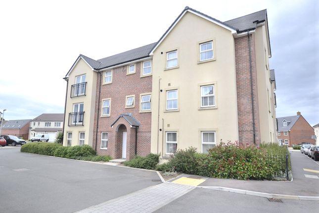 Thumbnail Flat for sale in 4 Snetterton Heath, Kingsway, Gloucester