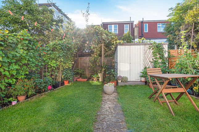 Garden of Tulsemere Road, London SE27