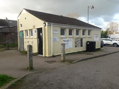 Photo 1 of Former Car Park Toilets, Rosewarne Road, Camborne, Cornwall TR14