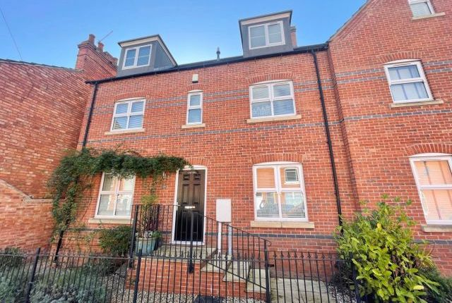 Thumbnail Semi-detached house for sale in Greenwood Road, St James, Northampton