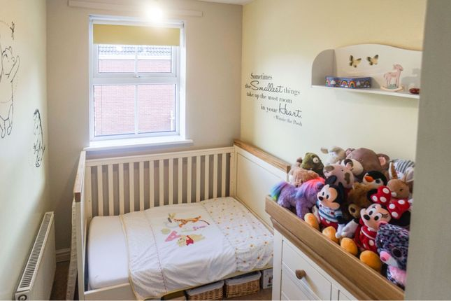 Bedroom Three of Fox Covert, Sudbrooke LN2
