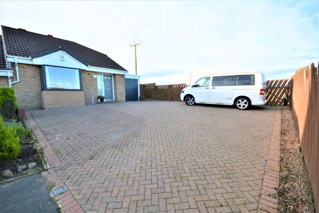 Thumbnail Bungalow for sale in Furness Close, Bishop Auckland, Durham