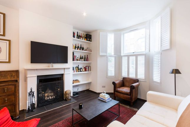Thumbnail Flat to rent in Hormead Road, Maida Hill, London