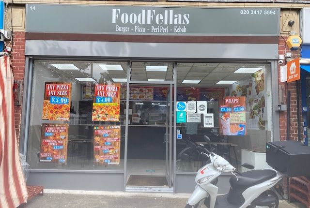 Thumbnail Restaurant/cafe for sale in Central Avenue, Hounslow