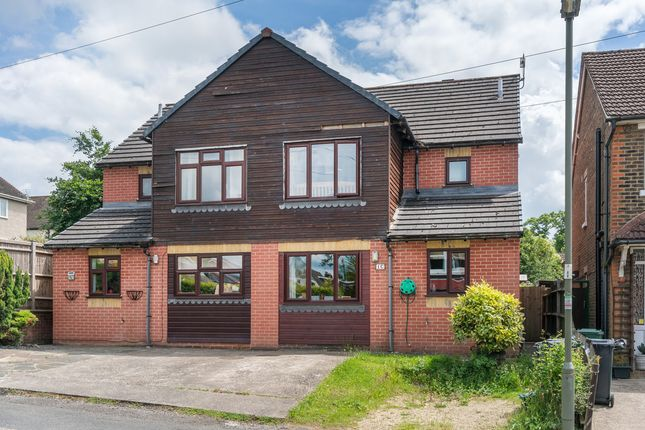 3 bed semi-detached house for sale in Knighton Road, Redhill
