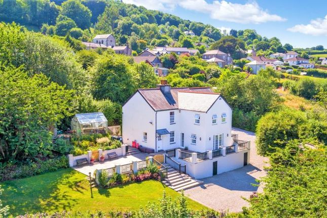 Thumbnail Detached house for sale in Chilsworthy, Gunnislake, Cornwall