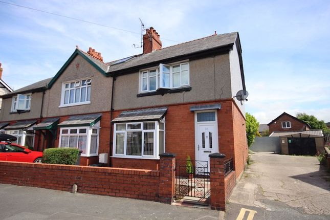 3 bed terraced house for sale in Ronald Avenue, Llandudno Junction LL31