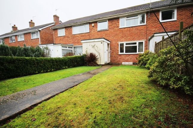 3 bed terraced house for sale in Nelson Close, Holbury, Southampton