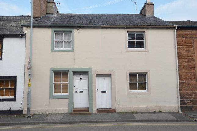 Thumbnail Terraced house for sale in Meeting House Lane, Penrith