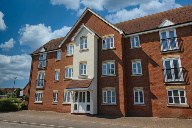 Thumbnail Flat for sale in Caxton Close, Tiptree, Colchester