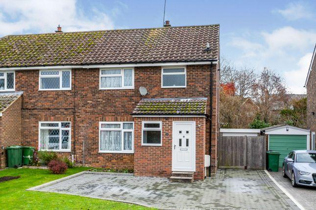 3 bed semi-detached house for sale in Glebe Gardens, Lenham, Maidstone ME17