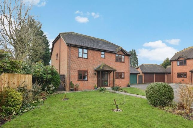Thumbnail Detached house for sale in Silvermead, Worminghall, Aylesbury