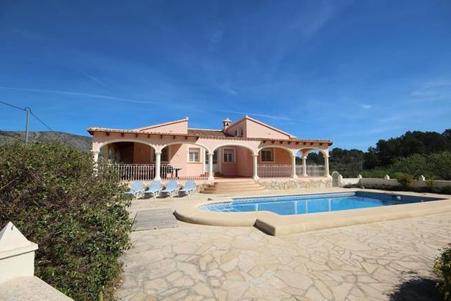 Thumbnail Villa for sale in Spain, Valencia, Alicante, Parcent