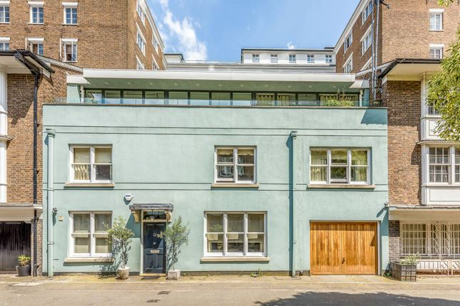 Thumbnail Property for sale in Bryanston Mews West, Marylebone