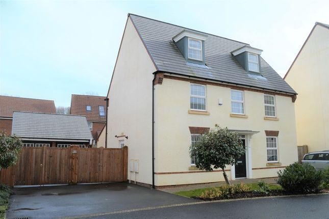 Thumbnail Detached house for sale in Withies Way, Midsomer Norton, Radstock