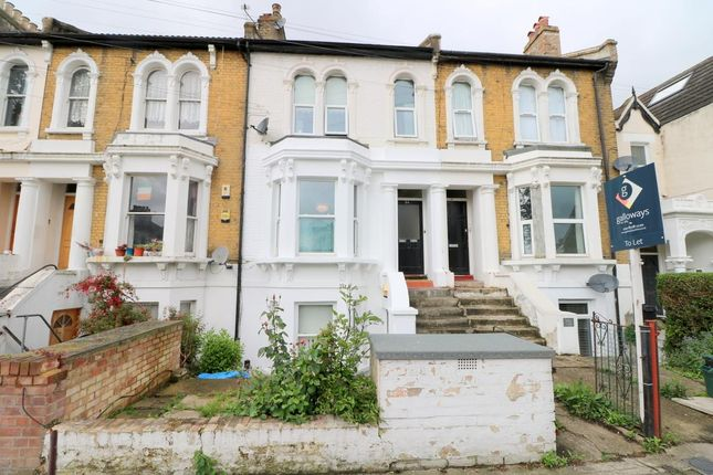 Thumbnail Flat to rent in Mosslea Road, London