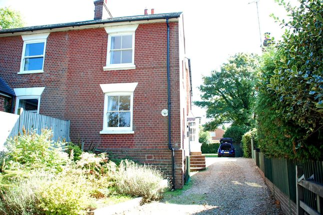 Thumbnail Semi-detached house to rent in 39 Western Road, Newick