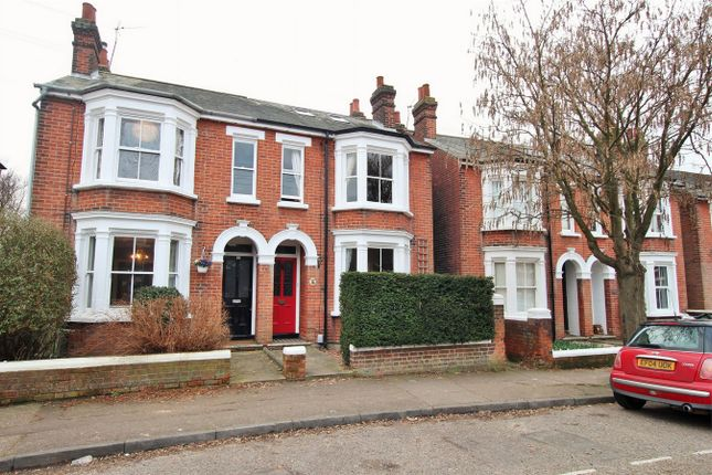 Thumbnail Semi-detached house for sale in Constantine Road, Colchester, Essex