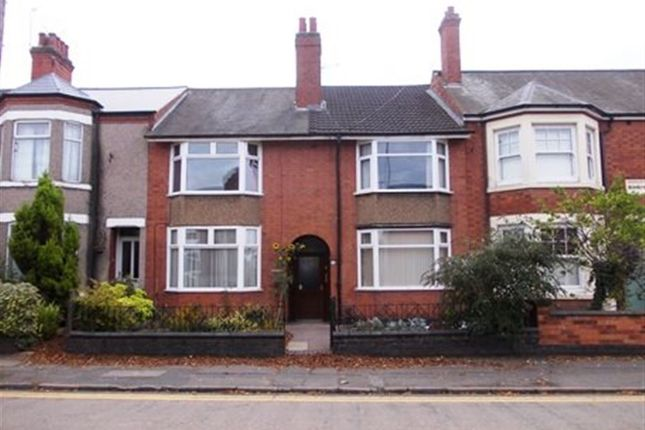 Thumbnail Terraced house to rent in Lawford Road, Rugby