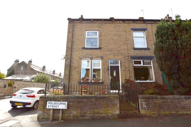 Thumbnail Terraced house for sale in Melbourne Street, Farsley, Pudsey, West Yorkshire