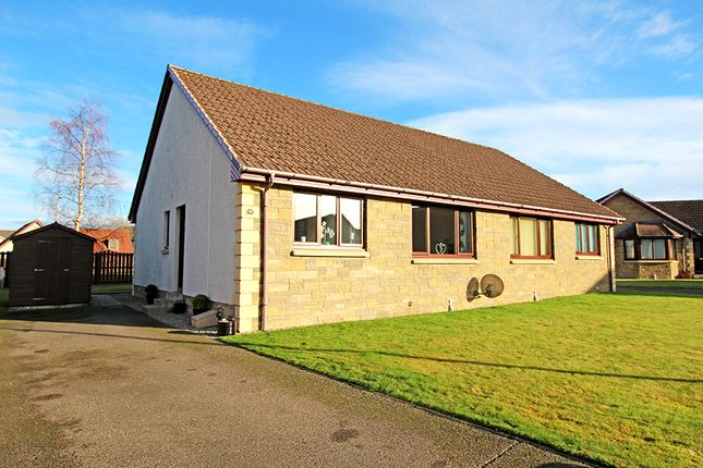 Thumbnail Semi-detached bungalow for sale in Wester Inshes Park, Inverness