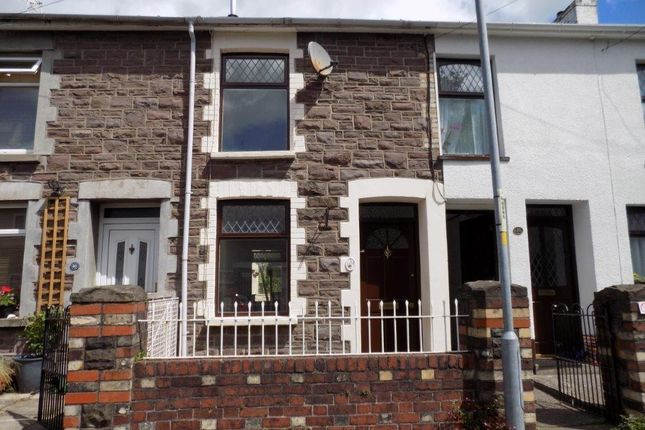 Thumbnail Terraced house to rent in Caepenydre, Abergavenny