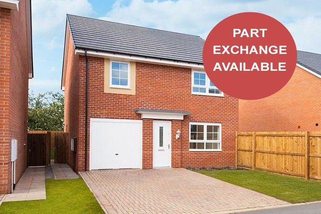 "Thumbnail Detached house for sale in ""Windermere"" at Morgan Drive, Whitworth, Spennymoor"
