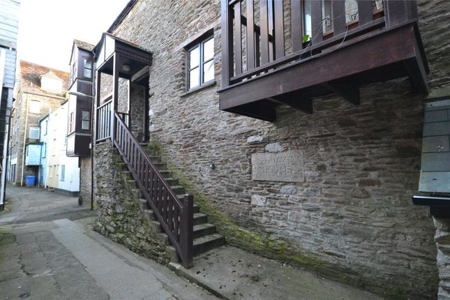 Thumbnail Flat to rent in Quay House, Lower Street, Looe, Cornwall