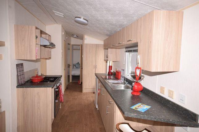 Kitchen of The Salsa, Ashford Rise, Braunton Road, Barnstaple EX31