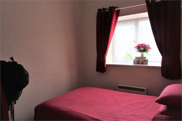 Bedroom Two of Leawood Court, 17 South Road, Weston-Super-Mare, North Somerset. BS23