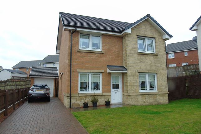 Thumbnail Detached house for sale in Clements Drive, Crystal Park, Clarkston, Airdrie
