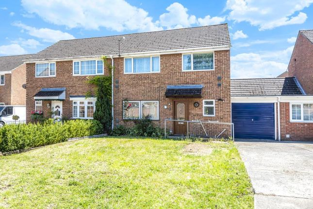 Thumbnail Semi-detached house to rent in Queens Road, Carterton