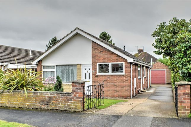 Thumbnail Bungalow to rent in Ripon Drive, Sleaford
