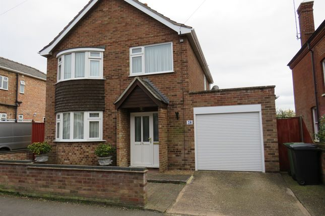Thumbnail Detached house for sale in Summer Court, Croxton Road, Thetford