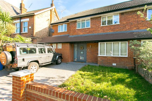Thumbnail Semi-detached house for sale in Red Post Hill, London