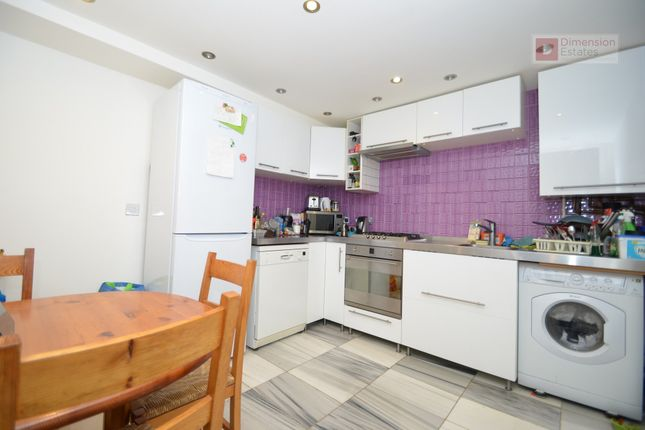 Thumbnail Terraced house to rent in Albion Parade, London