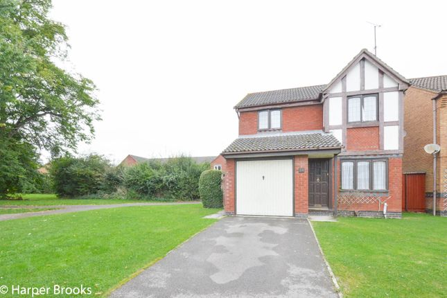 Thumbnail Detached House For Sale In Curtis Hayward Drive Quedgeley Gloucester