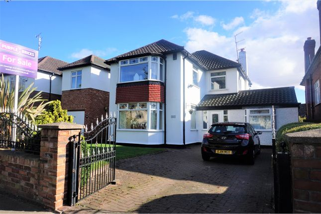 4 Bed Detached House For Sale In Booker Avenue Liverpool