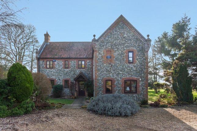 Thumbnail Detached house for sale in Tatterford, Fakenham