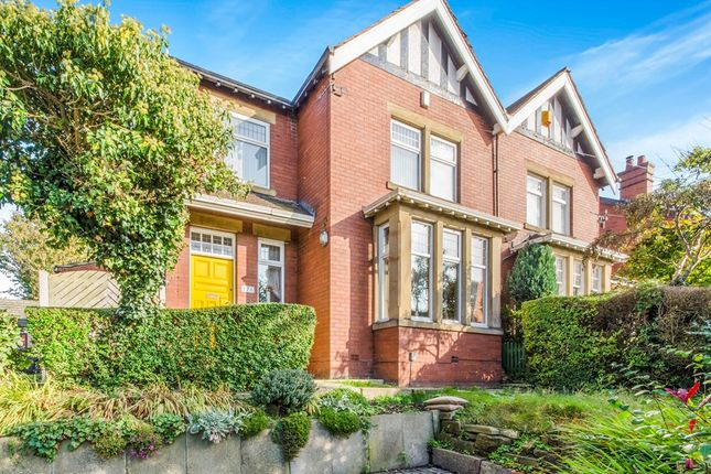 Thumbnail Semi-detached house for sale in Bradford Road, Wrenthorpe, Wakefield