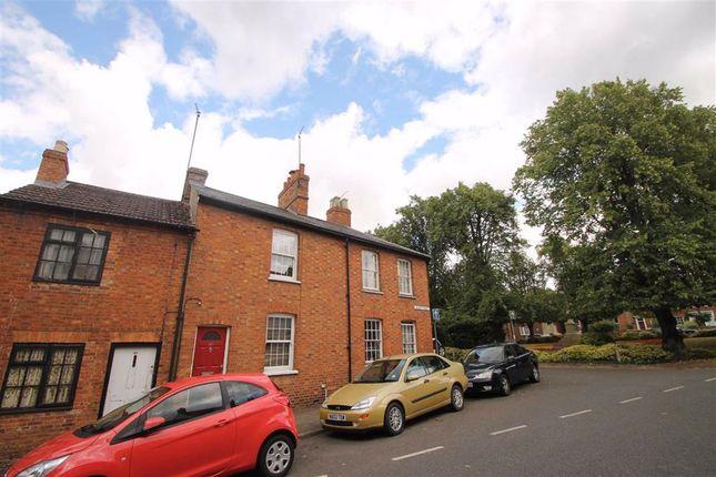 Thumbnail Terraced house to rent in Silver Street, Stony Stratford, Milton Keynes