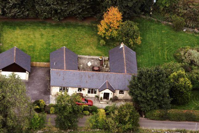 Thumbnail Detached bungalow for sale in Rumbling Bridge Road, Muckhart