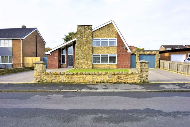 Thumbnail Detached house for sale in Ellesmere, Bournmoor, Houghton Le Spring